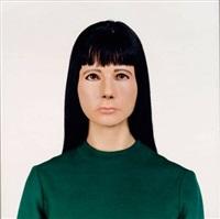 self-portrait by gillian wearing
