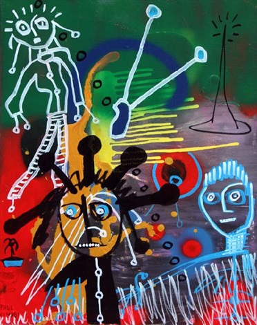 weir goes for gold by paul indrek kostabi