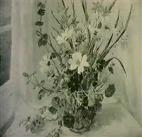 summer flowers                       (and another still life of flowers) by emily g. court