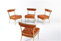 dinette suite (set of 5) by william haines