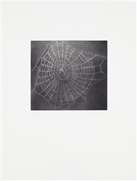 untitled (web 1) (from the moca portfolio) by vija celmins
