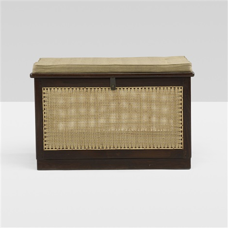 linen chest from the mla flats building chandigarh by pierre jeanneret