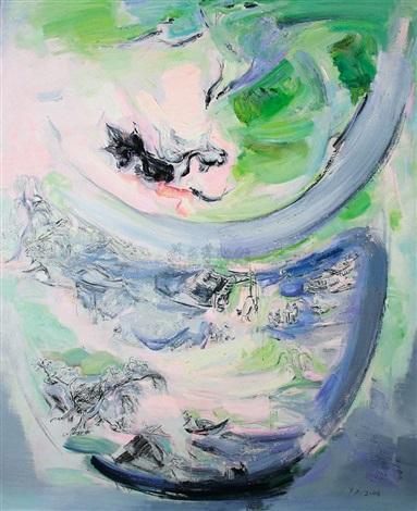 水 by yan xing