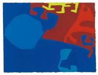 mini january x by patrick heron