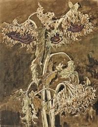 sonnenblumen by hans kobinger