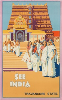 see india/travancore state by dorothy newsome