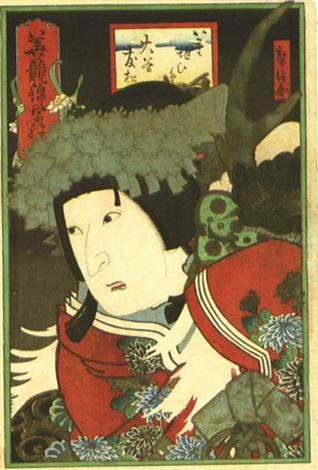 kamigata e oban from bikyo nishiku utsushie collab w kinoshita hironobu 4 others 5 works by utagawa yoshitora