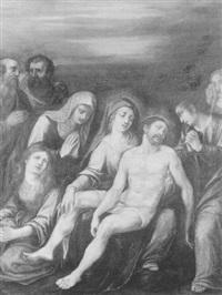 the pietà by astolfo petrazzi