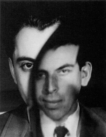 distorted portrait of a man alvin lustig by maya b eleonora derenkowsky deren