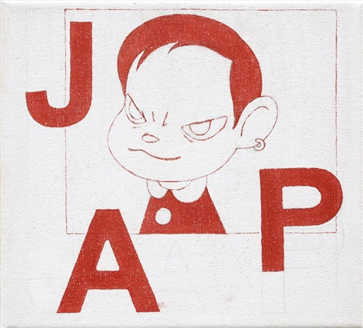 jap by yoshitomo nara