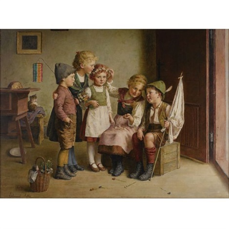 five children by edmund adler