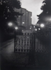 gate, volkspark friedrichshain, berlin by david armstrong