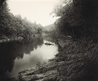 crossing the maury by sally mann