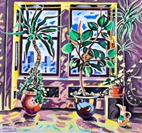 potted plants by campbell smith