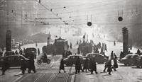 krizovatka (from fotografie 1928-1958) by vaclav jiru