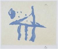 summer trident (e. & b. 505) by robert motherwell