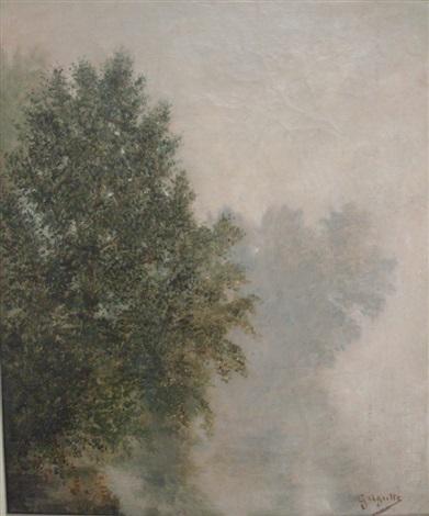 arbres by georgette agutte