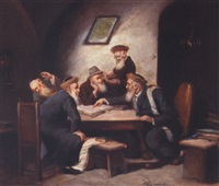 the talmud discussion by hermann werner
