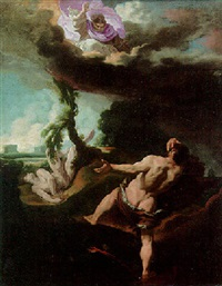 the cursing of cain by johann liss