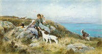 the two families, sark by thomas james lloyd