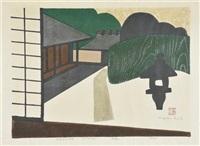 katsura, kyoto by kiyoshi saito