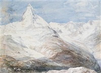 view of the matterhorn by james poole