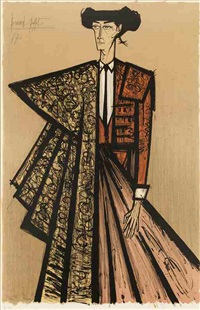 escamillo by bernard buffet