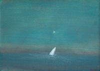sailing boat by komet