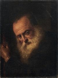 ritratto di vecchio by giovanni battista piazzetta