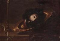 tête de saint jean-baptiste by juan de valdés leal