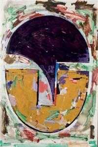 monotipo nº 7 - 90 by rafael canogar