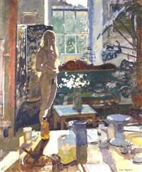 summer interior by ken howard
