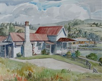 a maunganui cottage by peggy spicer