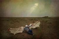 falling birdmen by leonn ma