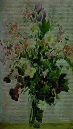 les fleurs des champs by taissia afonina
