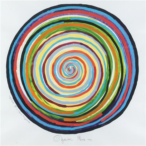 progress in constant response by yaacov agam