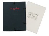 millares (book w/1 work) by manolo millares
