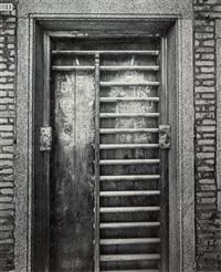 door, avenida do coronel mesquita, macau, 6 december by laurence aberhart