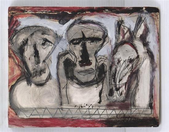 sin título by alejandro santiago