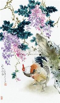 大吉迎春 by jiang tianyu
