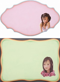 one point painting (set of 2) by ken matsuyama