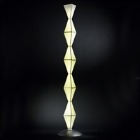 totem floor lamp by tom dixon