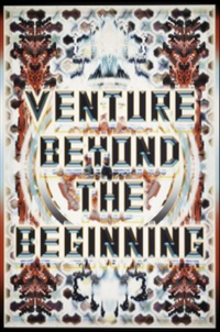 venture beyond the beginning by mark titchner
