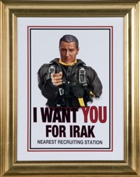 i want you for irak by bruce meritte and govin sorel
