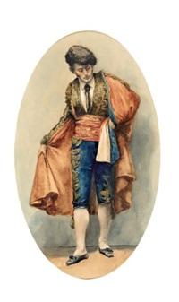 le toréador by adolphe frédéric lejeune
