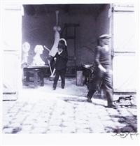 picasso dans son atelier by boris kochno
