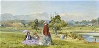 a summer idle by john absolon