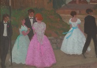 after the debs ball, skerries by patrick leonard