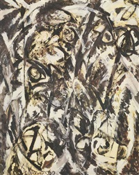entrance by lee krasner