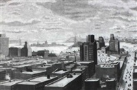 the city by lucile blanch